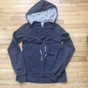 Miss Sixty Hooded Pullover Medium
